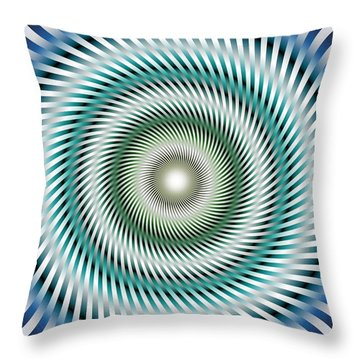 Look In My Eyes Throw Pillow