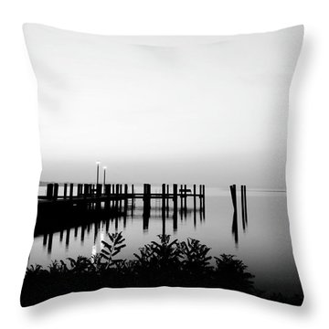 Looking Beyond Throw Pillow