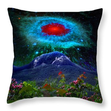 Looking Glass Rock Event 1 Throw Pillow