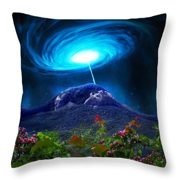 Looking Glass Rock Event 2 Throw Pillow