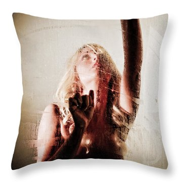 Looking Up Throw Pillow by Jt PhotoDesign