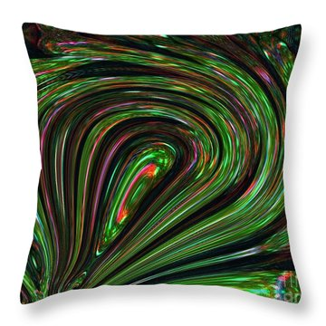 Looped Throw Pillow