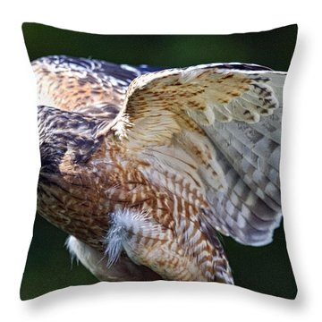 Throw Pillow featuring the photograph Loquacious by Constantine Gregory