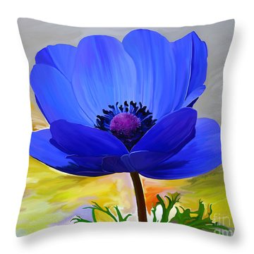 Lord Lieutenant Throw Pillow
