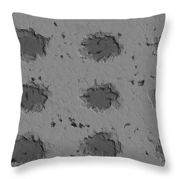 Throw Pillow featuring the digital art Lorelah by Jeff Iverson