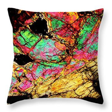 It Came From Space Throw Pillow