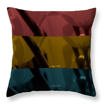 Loser Throw Pillow by Holley Jacobs