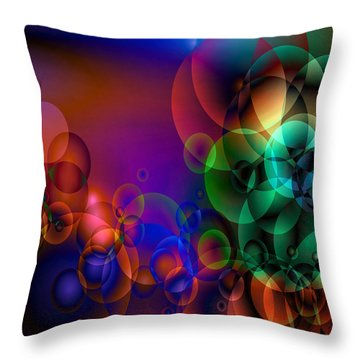 Lost 1 Throw Pillow