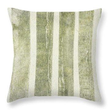 Lost But Not Broken Throw Pillow by Brett Pfister