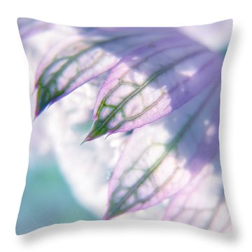 Lost In A Daydream Throw Pillow
