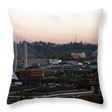 Lost In A Memory Throw Pillow