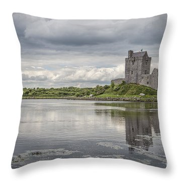 Lost In The Ages Throw Pillow