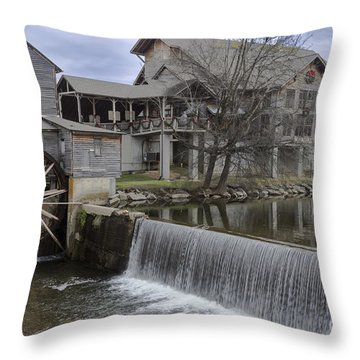 Lost In Time 3 Throw Pillow