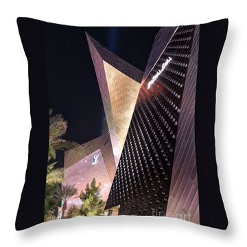 Throw Pillow featuring the photograph Louis by Kevin Ashley