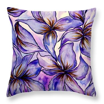 Love Abounds Throw Pillow