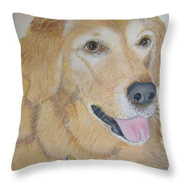 Love And Devotion Throw Pillow by Norm Starks