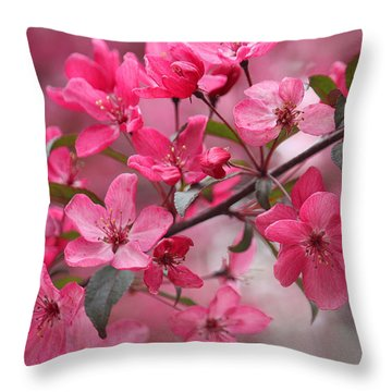Love Is Eternal Throw Pillow by The Art Of Marilyn Ridoutt-Greene