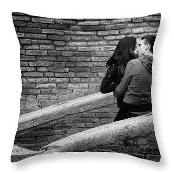 Relation Throw Pillows