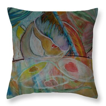 Love One Throw Pillow