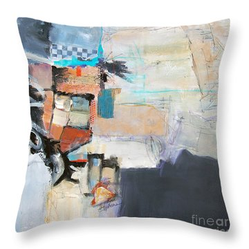Love Throw Pillow by Ron Stephens