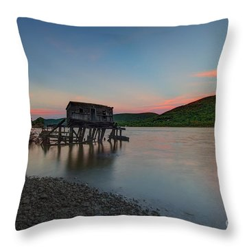 Love Shack Throw Pillow