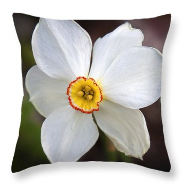 Love Smile And Happiness Throw Pillow