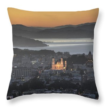 Love That Melts The Heart Of A Lonely Soul Throw Pillow