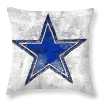 The Brand Throw Pillow