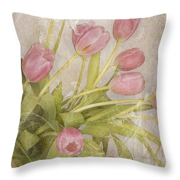 Love Will Find You Throw Pillow by A New Focus Photography