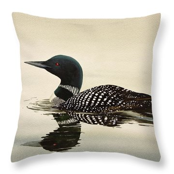 Loveliest Of Nature Throw Pillow