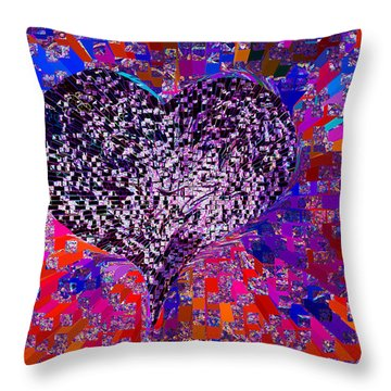 Love's Abyss And All About This Throw Pillow
