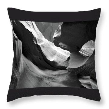 Lower Antelope Canyon  Throw Pillow