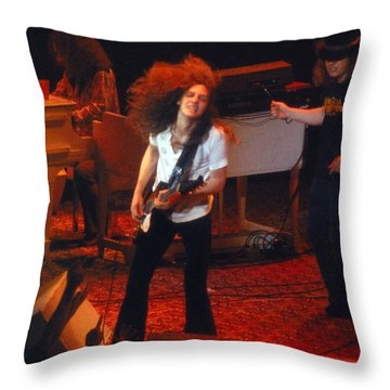 Ls #11 Throw Pillow