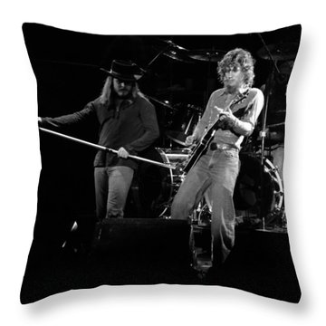 Ls Spo #6 Throw Pillow