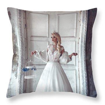Marriage Throw Pillows
