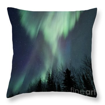 Lucid Dream Throw Pillow by Priska Wettstein