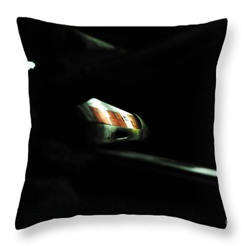 Luke's X Wing Fighter Throw Pillow by Micah May