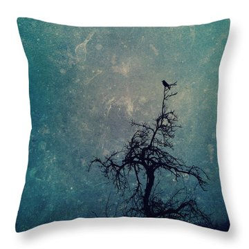 Lullaby Throw Pillow by Studio Yuki