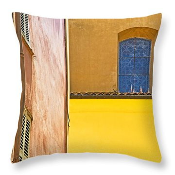Luminance Throw Pillow by Keith Armstrong