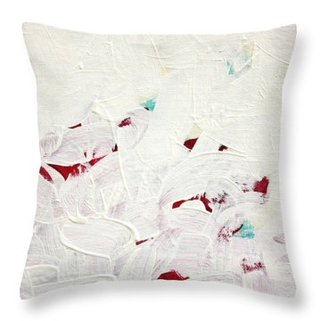 Luminous  C2013 Throw Pillow