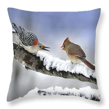 Are You Lonesome Tonight Throw Pillow