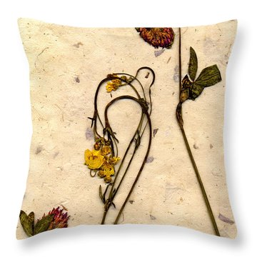Mache4 Throw Pillow