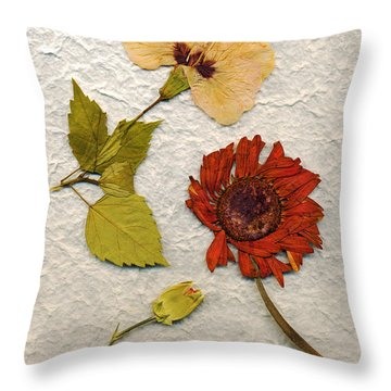 Mache6 Throw Pillow