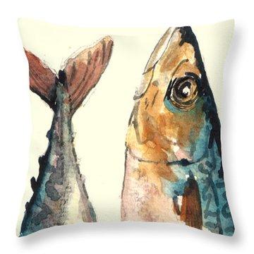 Faroe Island Throw Pillows