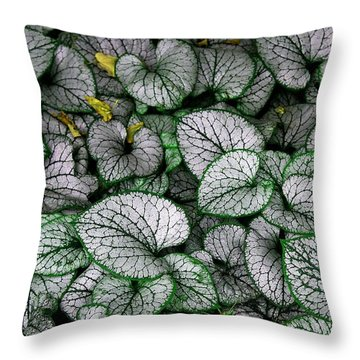 Throw Pillow featuring the photograph Macro Colour 1 by Mariusz Czajkowski