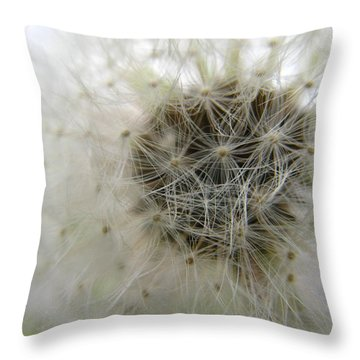 Macrolious Throw Pillow