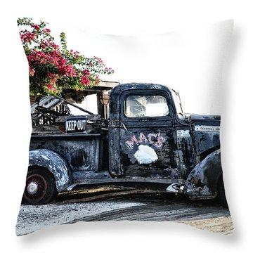 Macs - Key West Throw Pillow