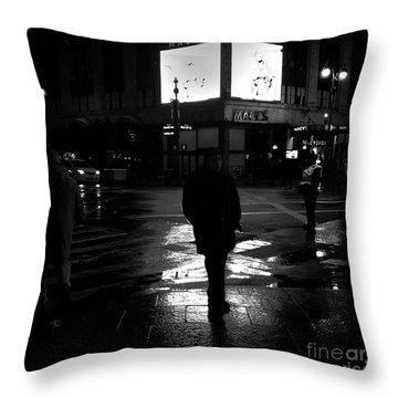 Macy's - 34th Street Throw Pillow