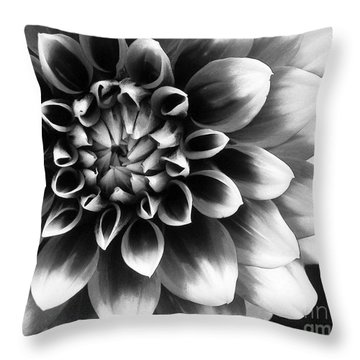 Mad About You Throw Pillow