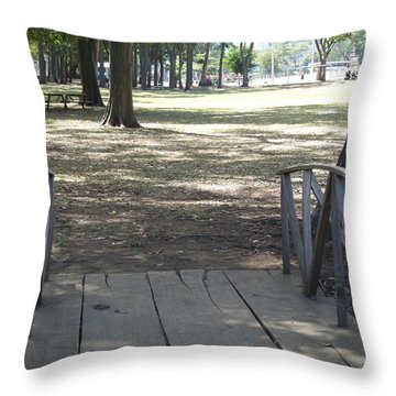 Maderin Throw Pillow